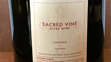 Ashwaubenon church member makes sacred altar wine