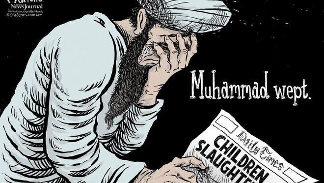Muhammad wept