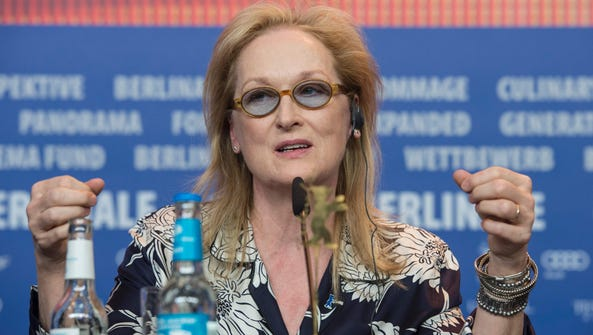 US actress and jury president of the Berlinale Film