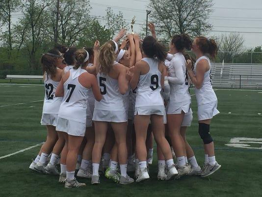 Bridgewater-Raritan SCT girls lacrosse