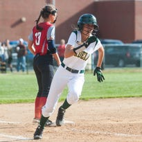 Kalie Adkins and Mardela are likely playing for their third consecutive Bayside Championship on Tuesday at the Henry S. Parker Athletic Complex.