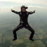 Howell Balloonfest skydivers: 'I enjoy being afraid - it's fun'