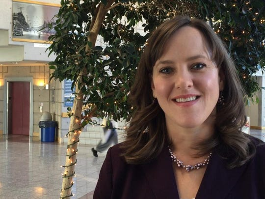 Amber Joiner was unanimously appointed to replace former Assemblyman David Bobzien.