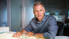 Jeff Berghoff, owner of Berghoff Design Group and president