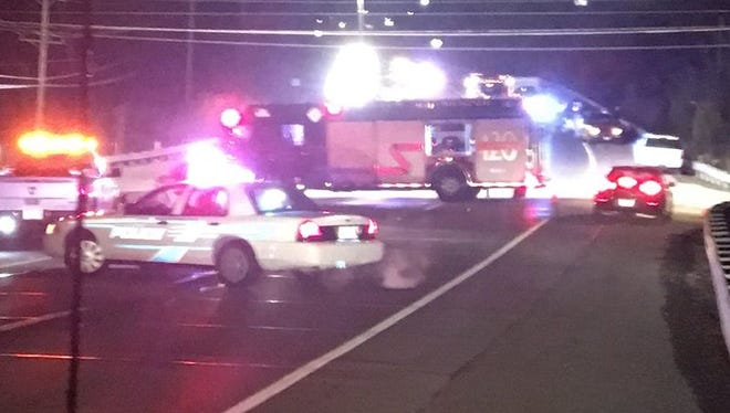 At least five people are dead after a multi-vehicle accident on Alexandria Pike, officials said.