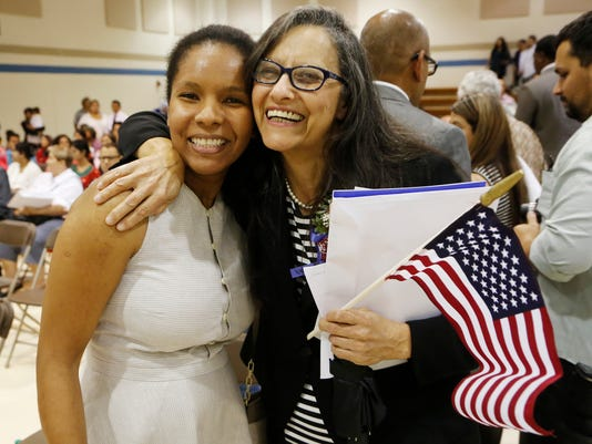 LAF Immigrant to be sworn in corresponding with global fest