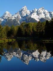Parque Nacional Grand Teton.