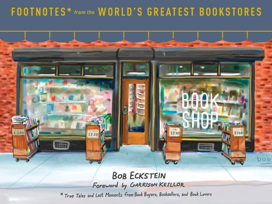 'Footnotes from the World's Greatest Bookstores'