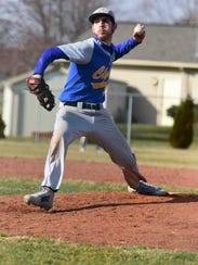 Clyde's Robbie Webb notched the win Monday.