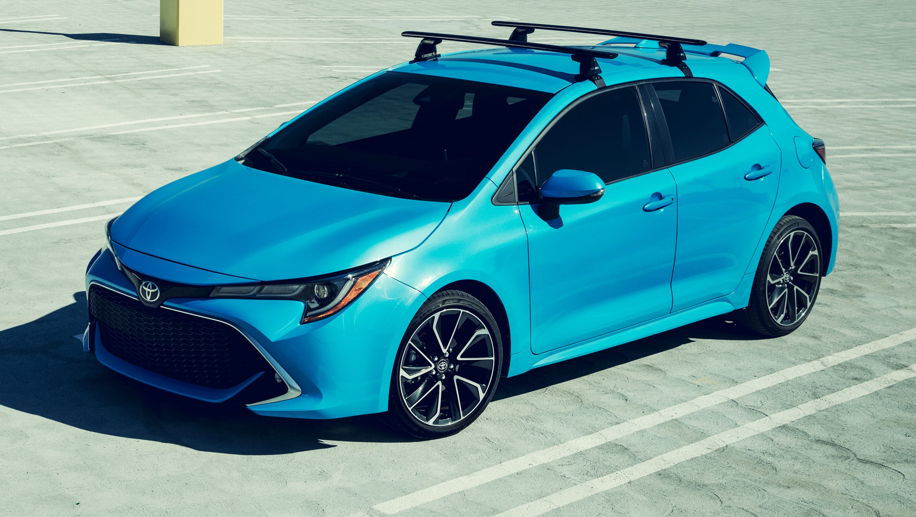 Toyota Green Bay >> Toyota revamps Yaris, Corolla lineup with new versions