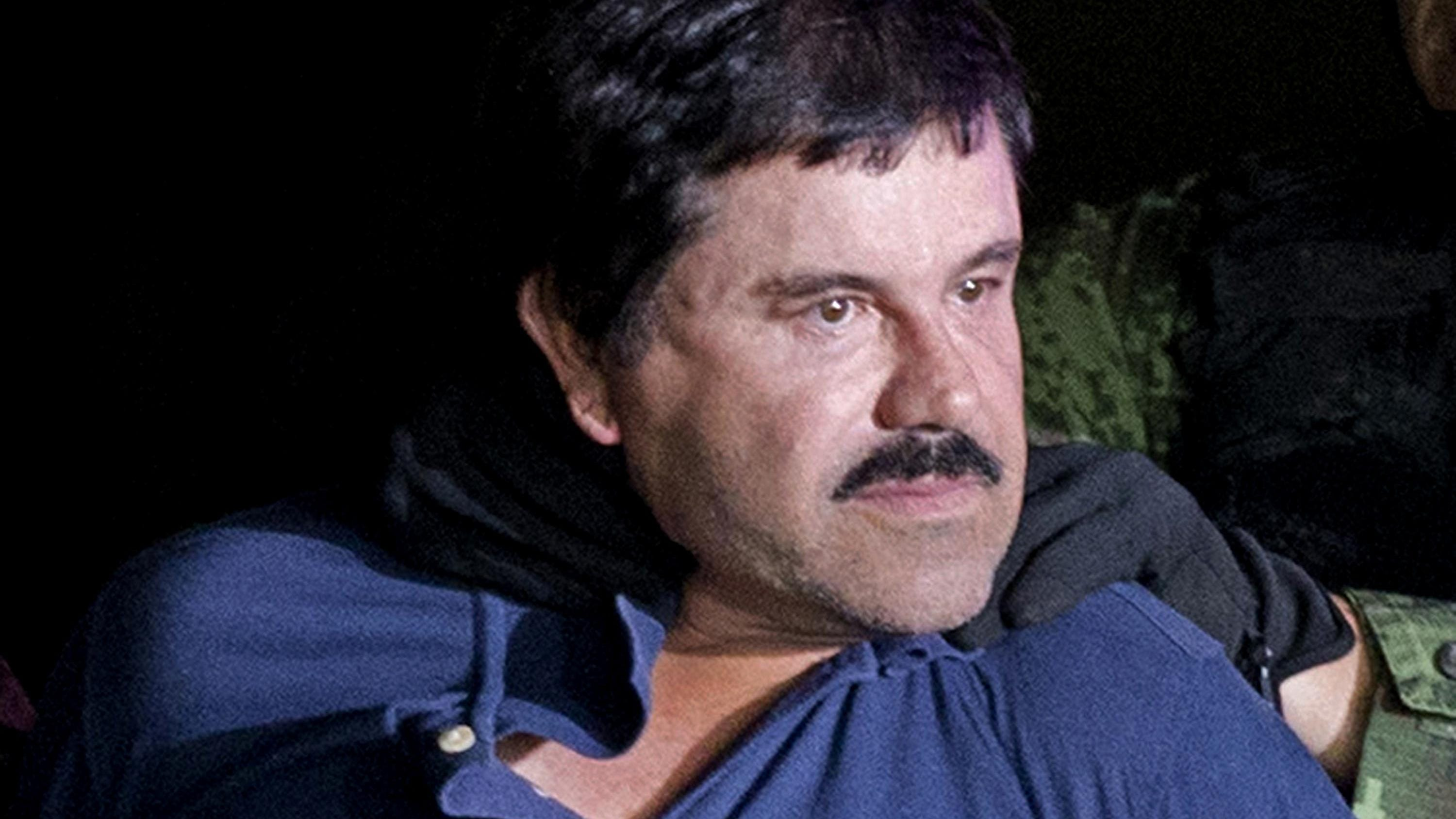 notorious drug lord joaquin  u0026 39 el chapo u0026 39  guzman convicted