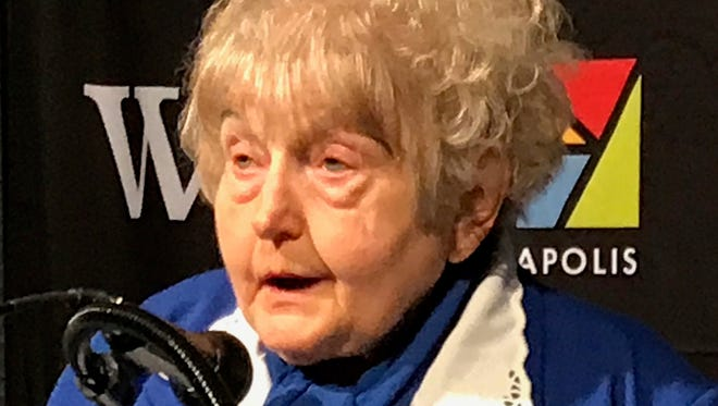 Eva Mozes Kor discusses the film about her life set to premiere in Indianapolis in April.