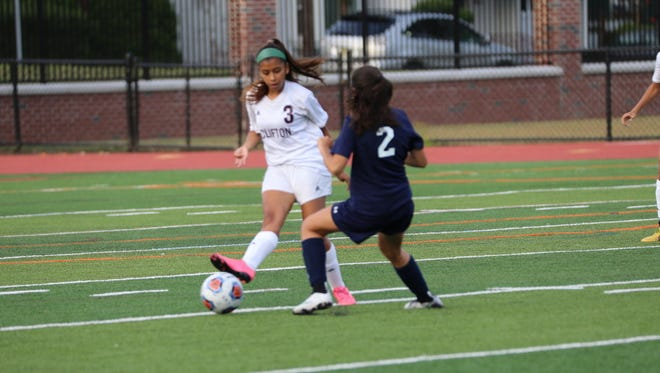Clifton's Amy Aguilar-Almazo had a goal and an assist against Passaic Tech.
