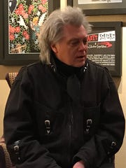 Marty Stuart talks about life at the Grand Ole Opry
