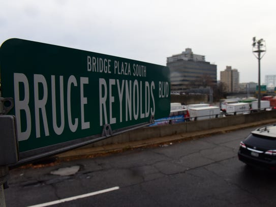 Name Dropper Series: Bruce Reynolds Boulevard in Fort