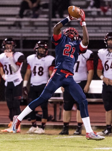 Take a look at Richard Obert's Top 10 DBs in Arizona