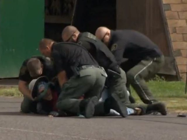 Marion County deputy involved in violent video reassigned