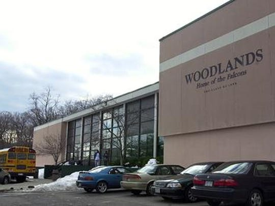 Woodlands High School in Greenburgh.