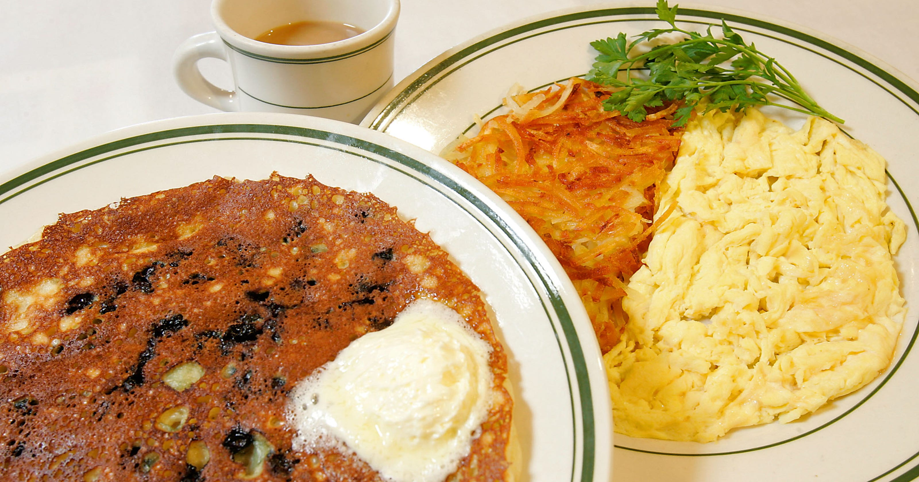 10 Places To Get Breakfast In The Coachella Valley