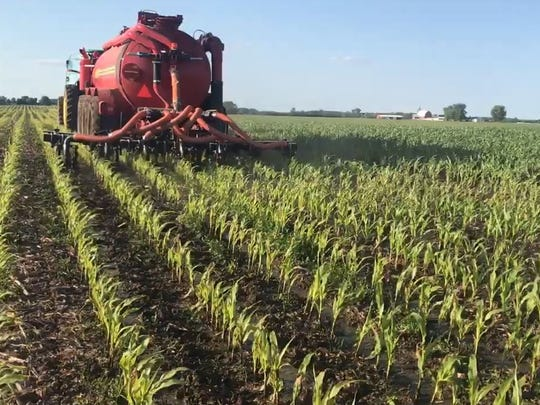 Nitrogen management practices is just one of the topics panelists will touch on the the UW Discovery Farms annual conference.
