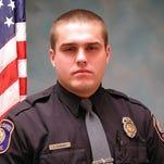 Fallen GRPD Officer Robert Kozminski.