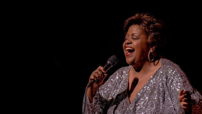 Jazz vocalist Carmen Bradford channels Ella Fitzgerald for the Shreveport Orchestra's latest concert.