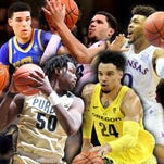 USA TODAY Sports college basketball All-American team