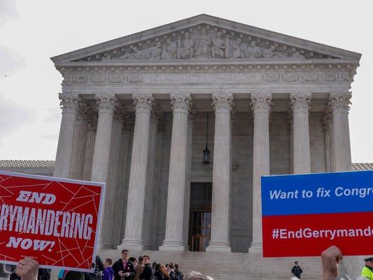 Supreme Court gerrymandering