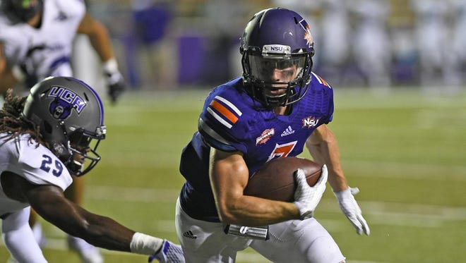 Northwestern State's Ed Eagan has been added to the Senior Bowl roster.