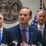 Attorney General Alan Wilson has close ties to two individuals named in a secret eight-page section of a SLED report involving potential public corruption in the S.C. General Assembly.  Read more here: http://www.thestate.com/news/local/crime/article71716197.html#storylink=cpy