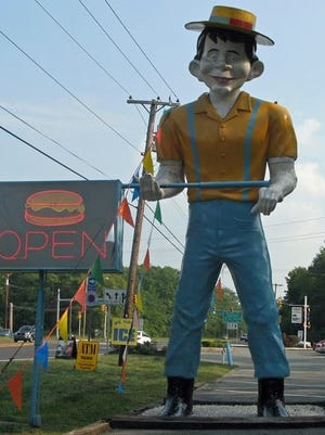 A familiar face that's greeted travelers on Route 73 for two generations is getting a makeover: Mr. Bill's will reopen in mid-June.