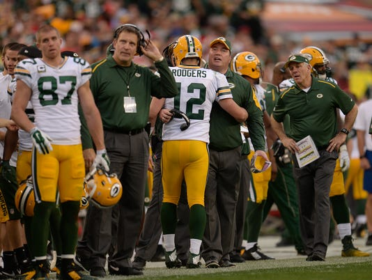 Aaron Rodgers, Mike McCarthy