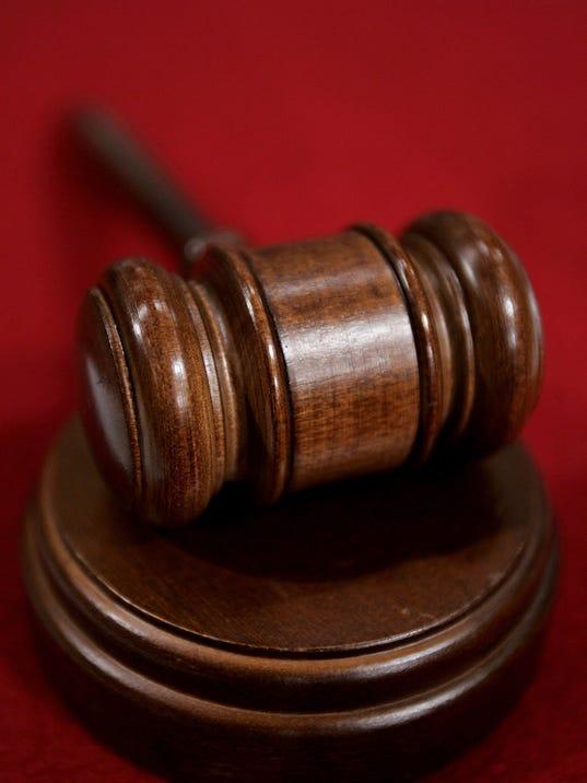 Court closure