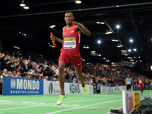 Track and Field: IAAF World Indoor Championships