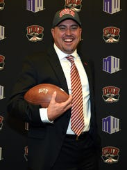 UNLV has confident Tony Sanchez will be able to turn