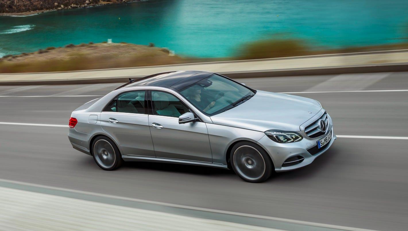 2015 mercedes benz e class is extensively refined for 2015 mercedes benz e class sedan