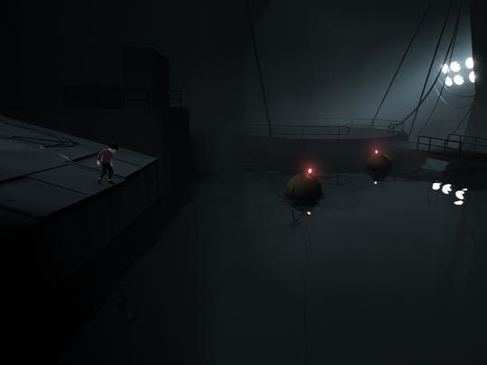 An eerie atmosphere is a hallmark of Playdead's INSIDE game.