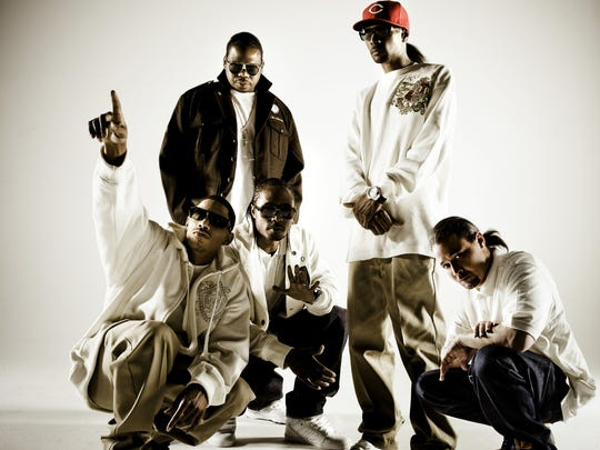 Hip-Hop group Bone Thugs-n-Harmony performs Saturday, April 29 at Concrete Street Amphitheater, 700 Concrete St. Doors open at 6 p.m. Cost: $27.50-$40, +service charge. Information: 361-884-8085.