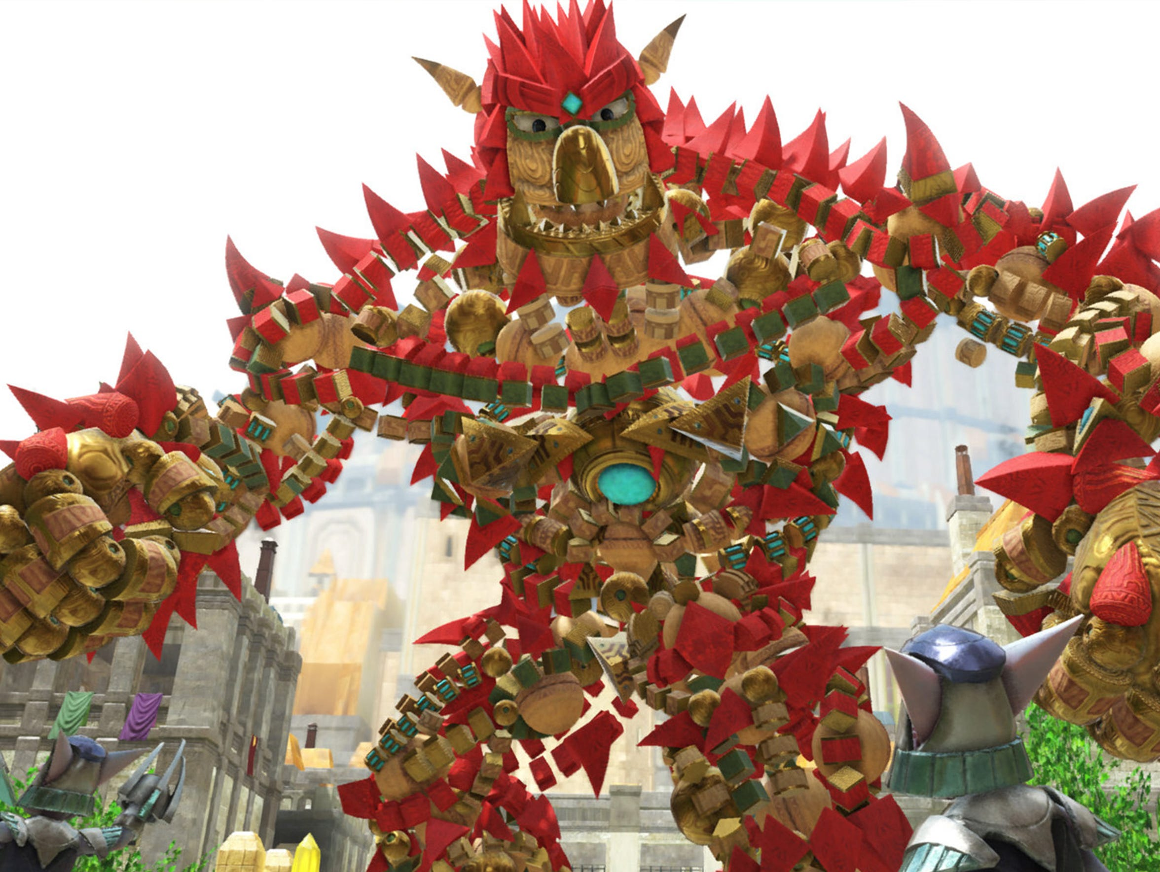 Knack 2, PlayStation 4.
