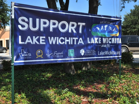 Spend your Labor Day at Lake Wichita for the Labor