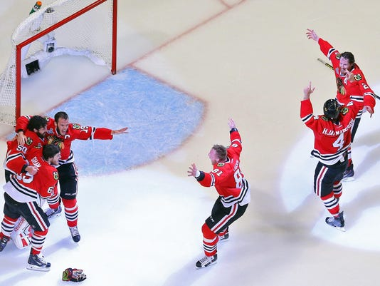 2015 NHL Stanley Cup Final - Game Six