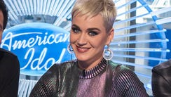 """American Idol"" judges Lionel Richie, Katy Perry and"