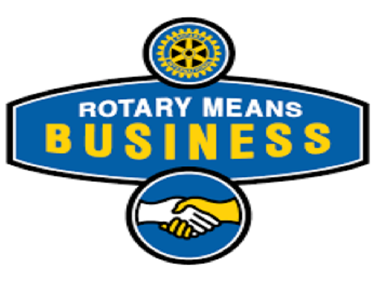 Rotary Means Business