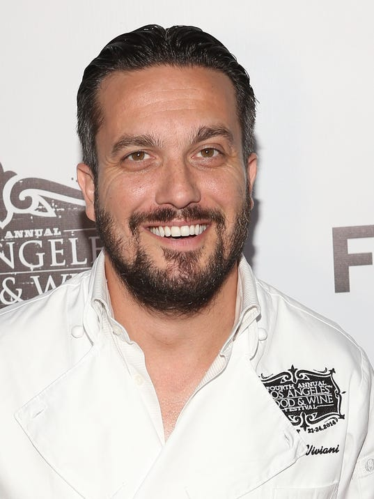 Ultimate Bites of L.A. Presented By Chase Sapphire Preferred, Hosted By Chef Graham Elliot & Fabio Viviani