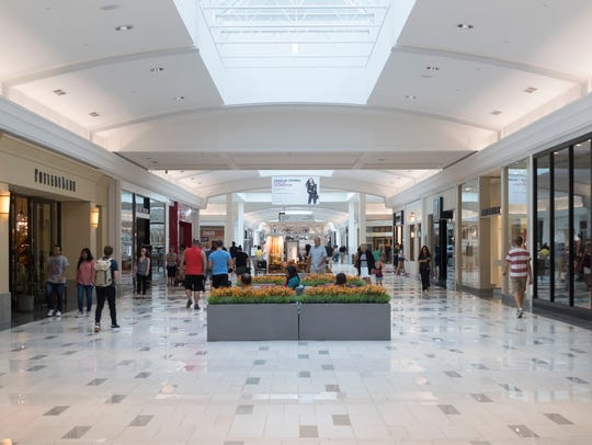 West Town Mall underwent 10 months of renovations which