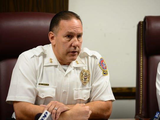 Ocean City Police Chief Ross Buzzuro.