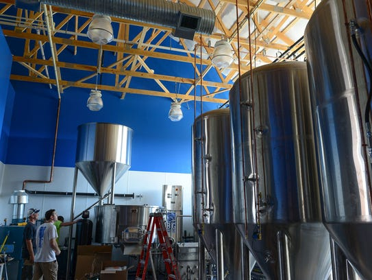 Big Oyster Brewing will participate in a craft beer festival in Bethany in March.
