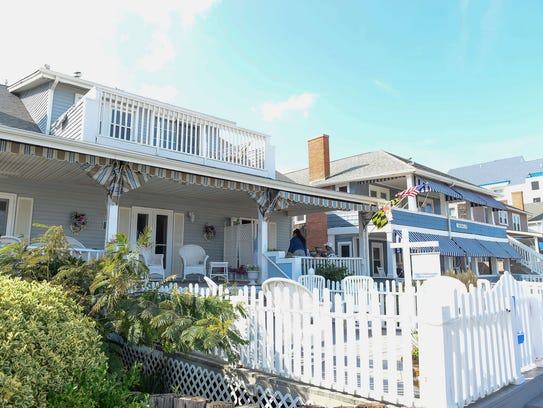 The Inn on the Ocean located on 10th street and The