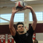 Adam Parks is The Star's Boys Volleyball Player of the Year