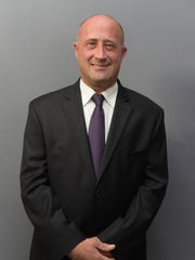 Steven Facendo, New Vision Party candidate for Mount